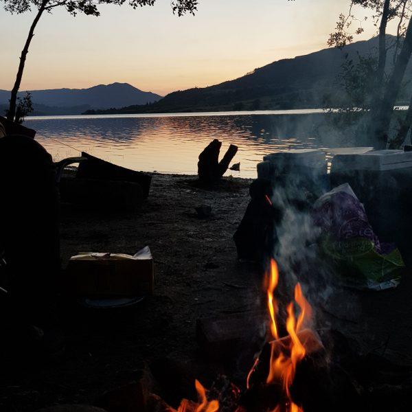 wild camping scotland