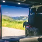 dog friendly campervan hire