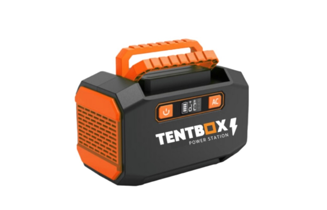 TentBox power station